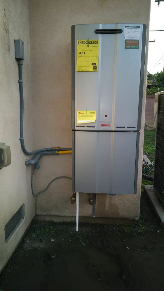 Tankless Solutions