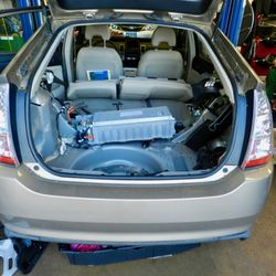 Photo Of ABC Hybrids   New Haven, CT, United States. Hybrid Battery Replaced