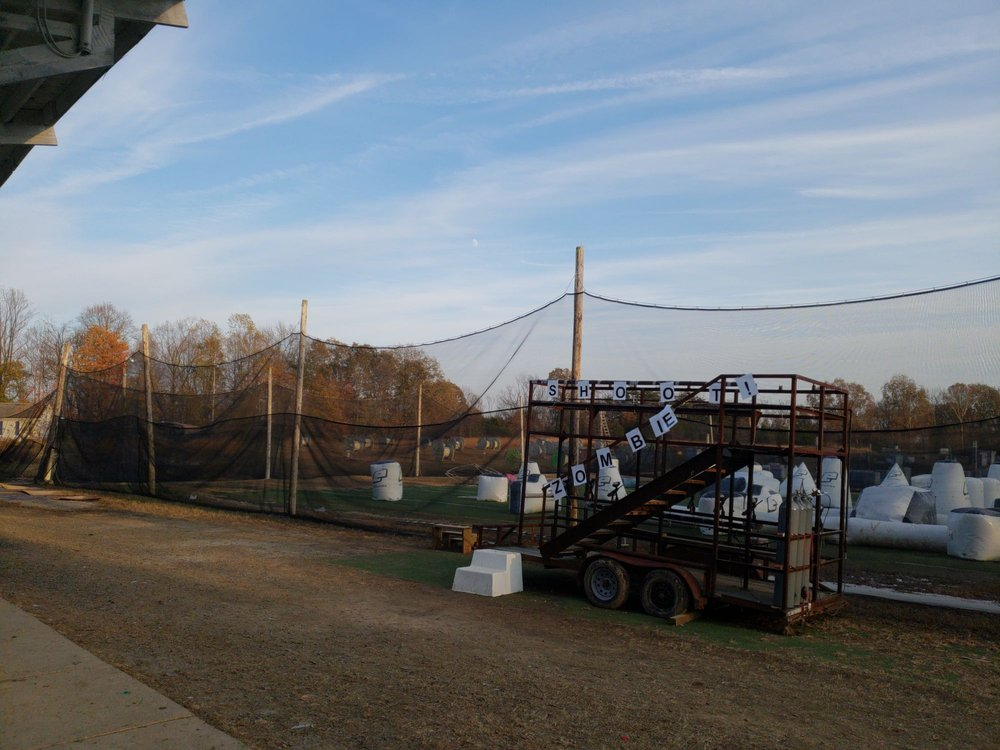 Southern Maryland Paintball: 11272 Edge Hill Rd, Newburg, MD