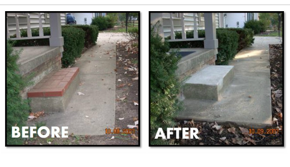 Greene Concrete Leveling Company: Chagrin Falls, OH