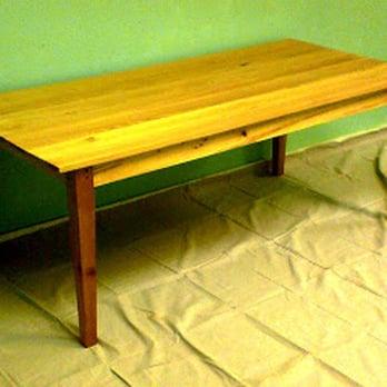 Photo Of Austin Table Studio   Austin, TX, United States. Farmhouse Dining  Table