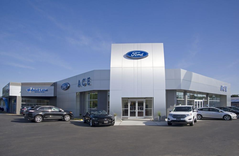 Ace ford autohaus 487 mantua ave woodbury nj for Ace motors woodbury nj