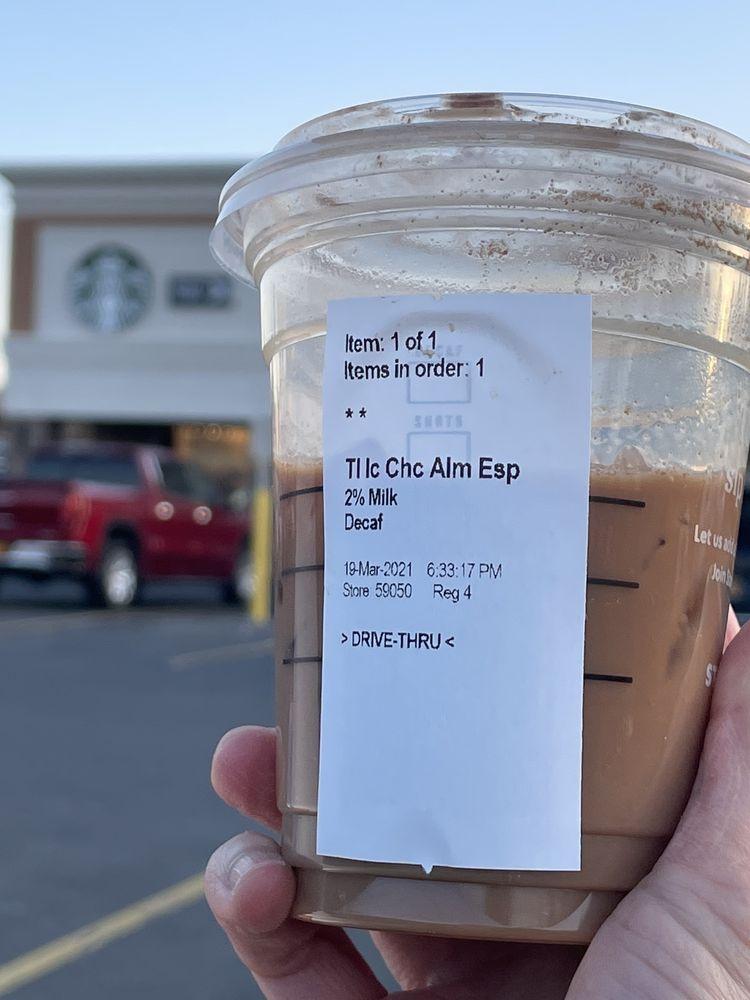 Starbucks: 262 Saratoga Rd, Schenectady, NY