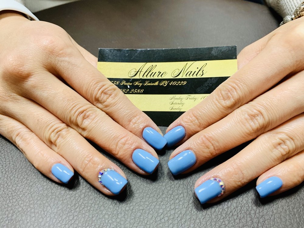 Allure Nails and Spa: 11338 Preston Hwy, Louisville, KY