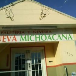 La Nueva Michoacana Palateria Ice Cream Frozen Yogurt 1205 N