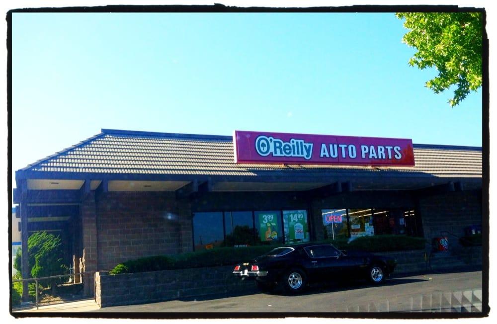 O'Reilly Auto Parts: 10680 San Pablo Ave, El Cerrito, CA