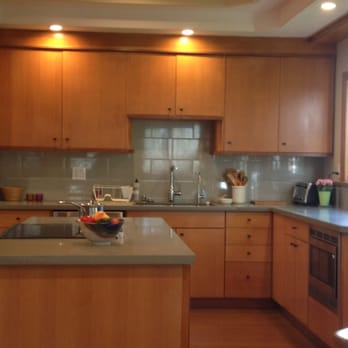 photo of carl gaard oakland ca united states kitchen island and cabinets
