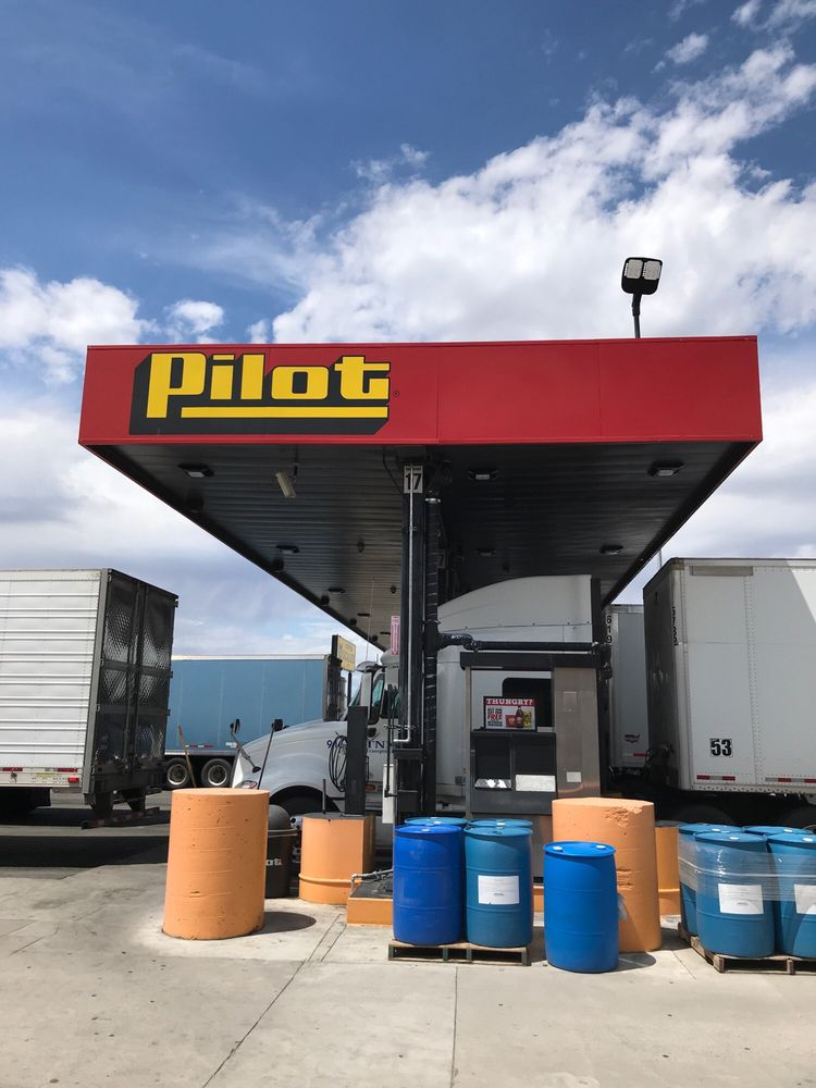 Pilot Travel Center: 5625 W Winnemucca Blvd, Winnemucca, NV