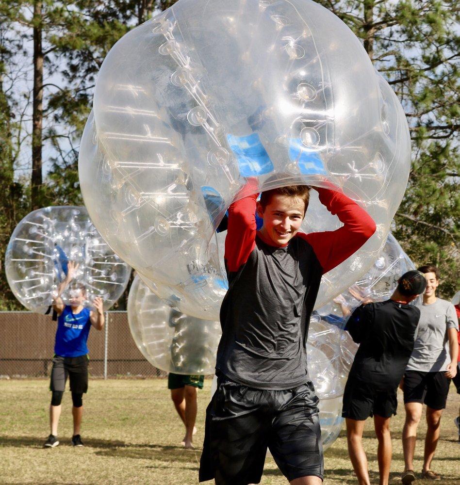 Jacksonville Bubble Soccer: Southside Blvd, Jacksonville, FL