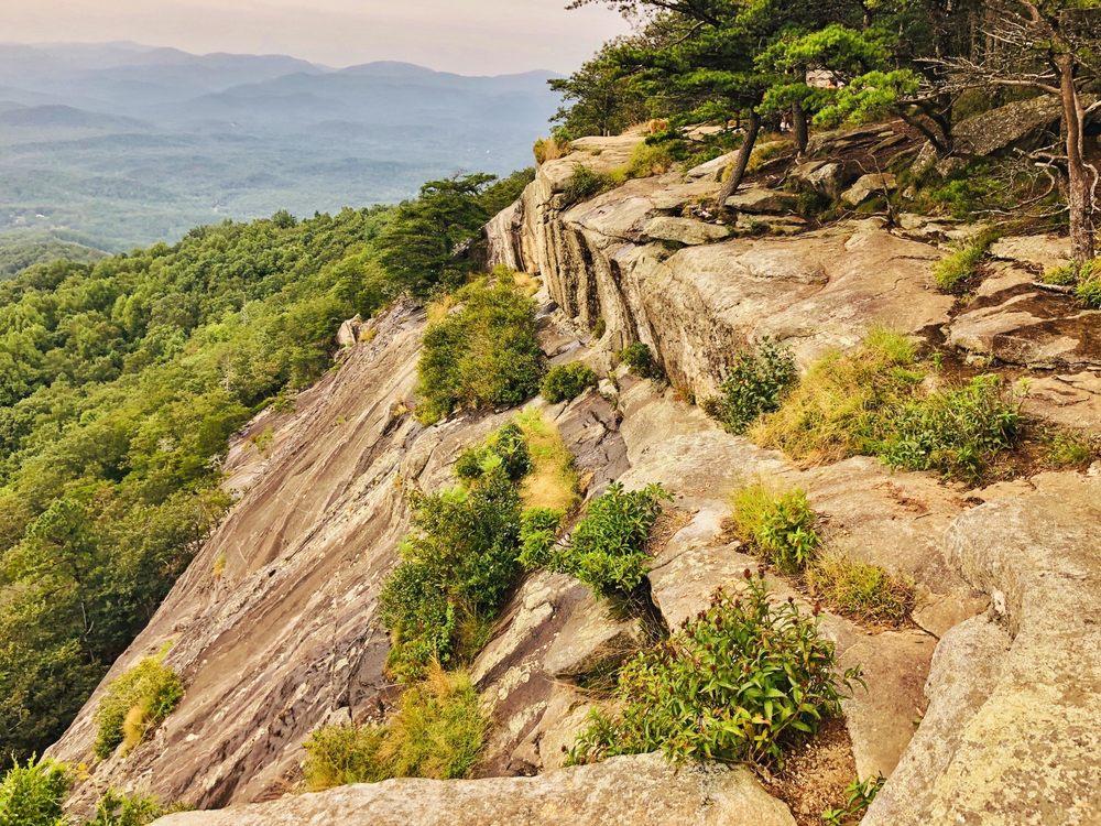 Social Spots from Mount Yonah Trailhead