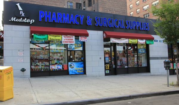 Medstop Pharmacy & Surgical Supplies 1330 Jerome Ave Bronx