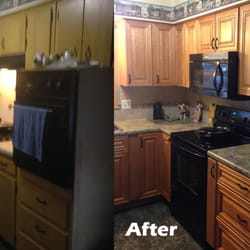 Photo Of Cabinet Clad Kitchens And Bathrooms