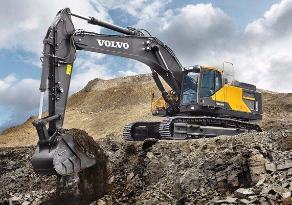 Volvo Construction Equipment & Services - Contractors - 22099 Knabe