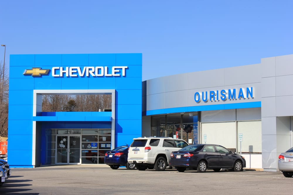 Ourisman Chevrolet Of Bowie 53 Recensioni