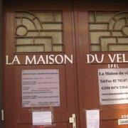 La maison du velo bikes avenue milcamps 235 schaerbeek r gion de bruxel - La maison du stickers ...