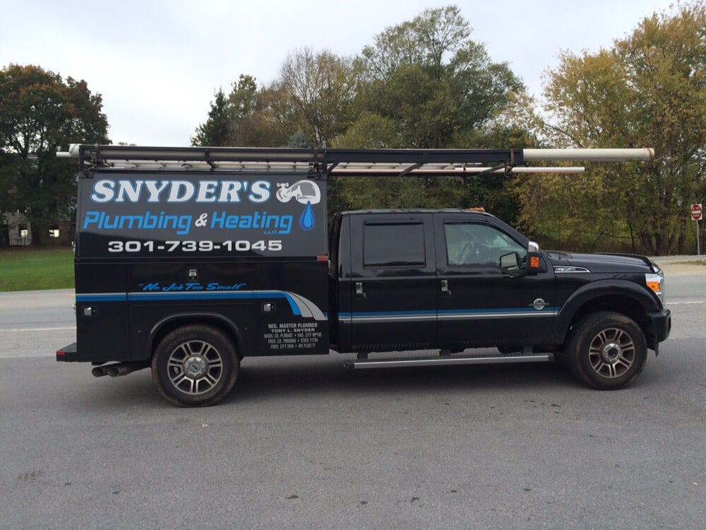 Snyder's Plumbing and Heating: 17419 Virginia Ave, Hagerstown, MD