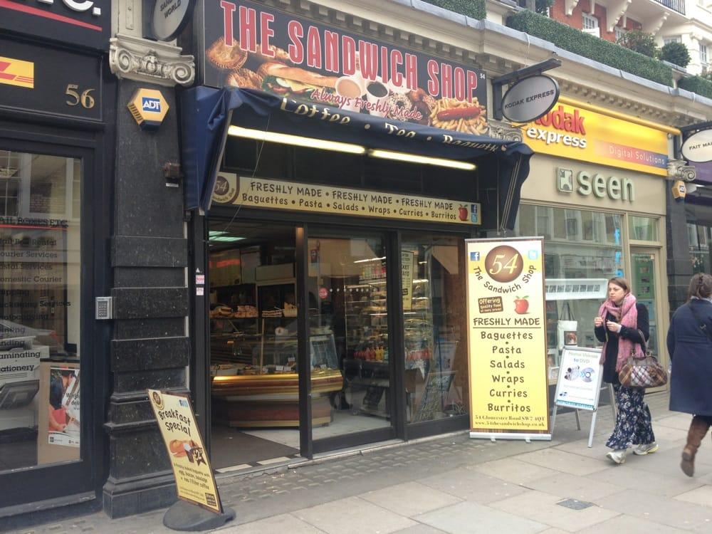 Restaurants Near Gloucester Road London