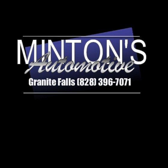 Minton's Automotive: 112 S Main St, Granite Falls, NC