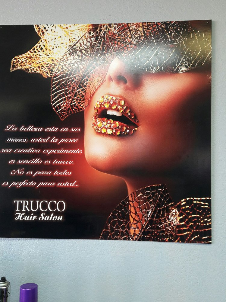 Trucco Hair Salon: 1891 N Lee Trevino Dr, El Paso, TX