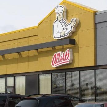 Albert S Family Restaurant Edmonton