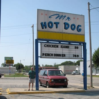Mr Hot Dog Bay City