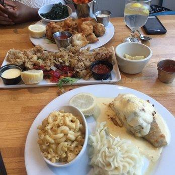 Chesapeake Beach Md United States Rod N Reel Restaurant 77 Photos 196 Reviews Seafood 4165