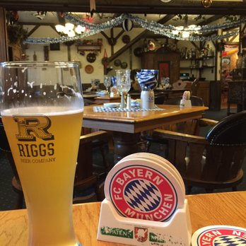 Photo Of Bayern S Restaurant Gibson City Il United States Hefeweisser