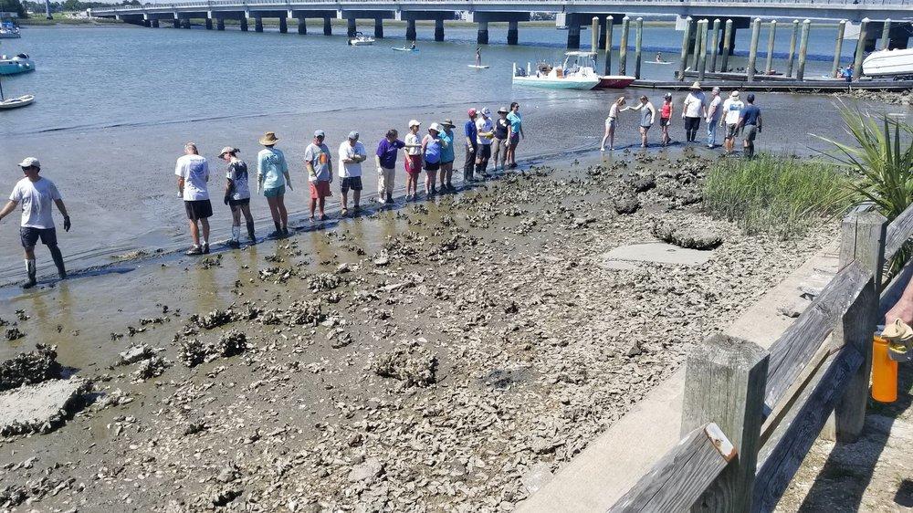 Folly Beach Boat Landing: 97 Center St, Folly Beach, SC