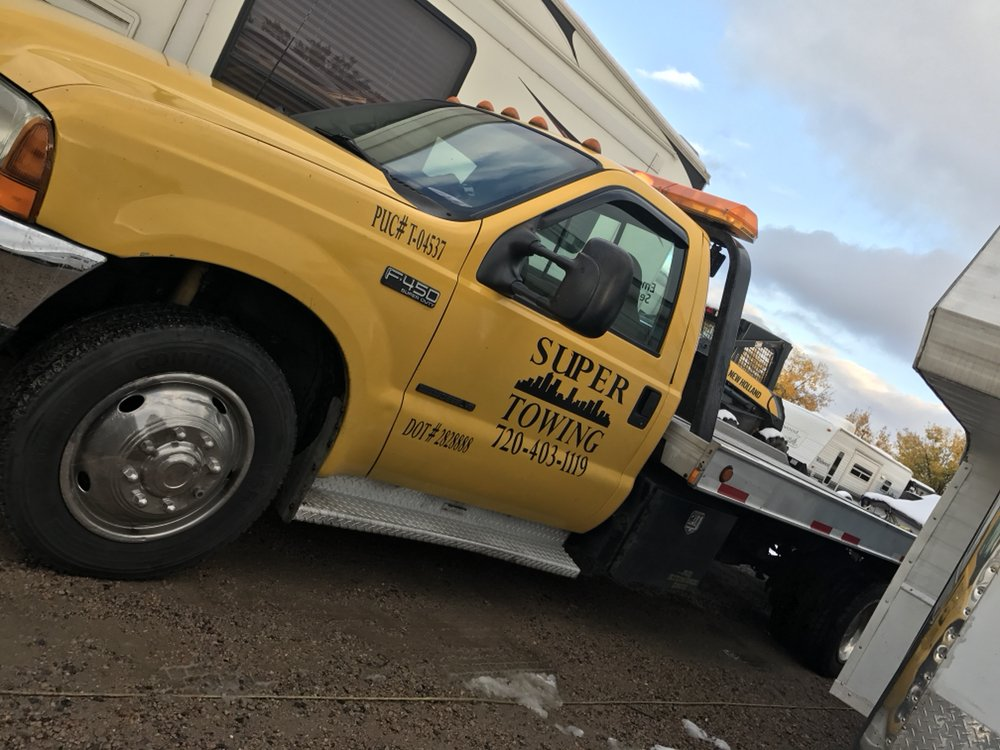 Towing business in Highlands Ranch, CO