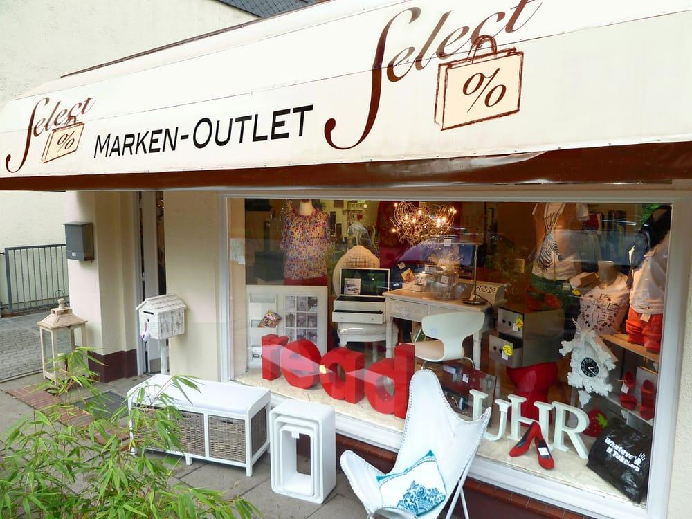 select marken outlet accessories waldweg 17 sasel. Black Bedroom Furniture Sets. Home Design Ideas