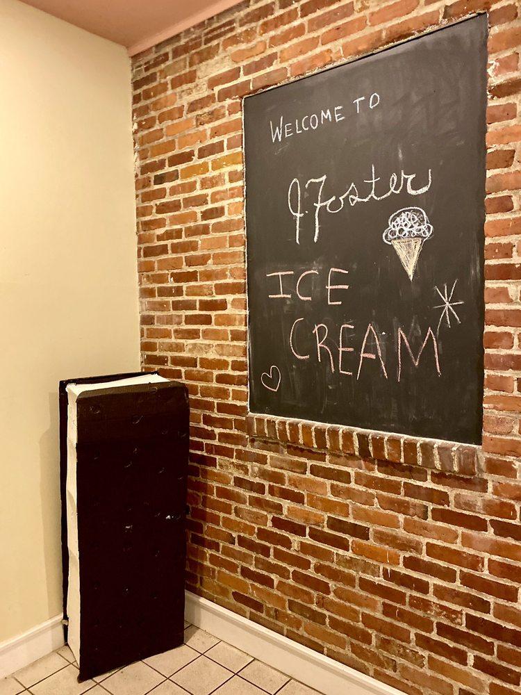 J Foster Ice Cream: 4 Bailey Rd, Avon, CT