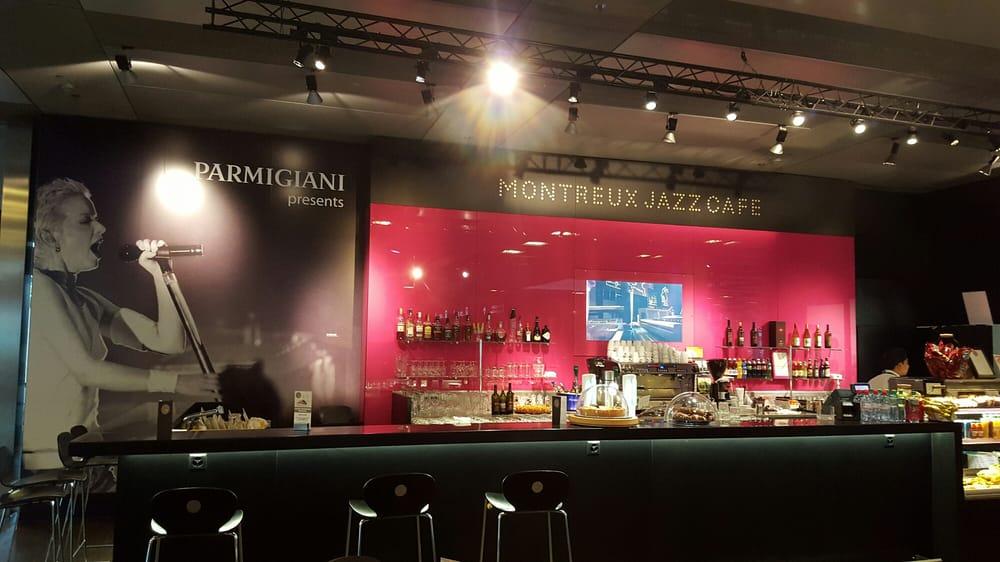 Bildergebnis für montreux jazz cafe zurich airport