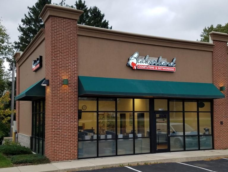 Badgerland Computers and Networking: 1500 S Church St, Watertown, WI