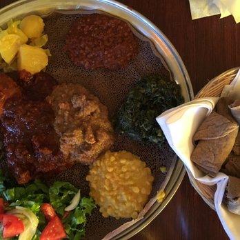 Ethiopian Restaurant Berkeley Menu