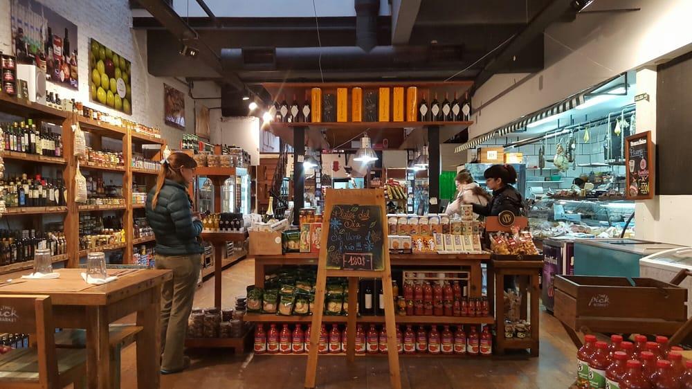 The pick market 48 fotos y 18 rese as productos - Fotos de vinotecas ...