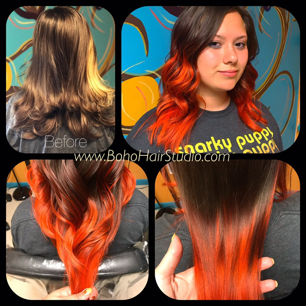 Boho Hair Studio & Day Spa: 1395C Main St, Crete, IL