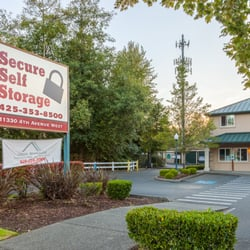 Photo Of Everett Secure Self Storage Wa United States