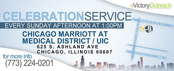 Victory Outreach City Church 625 S Ashland Ave Chicago IL Places Of