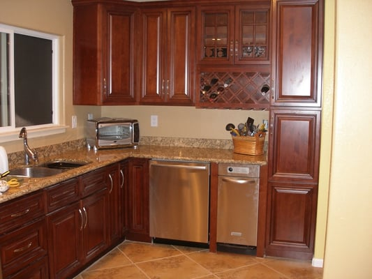 KWW Kitchen Cabinets Bath Frederick St Oakland CA Bath - Kww kitchen cabinets