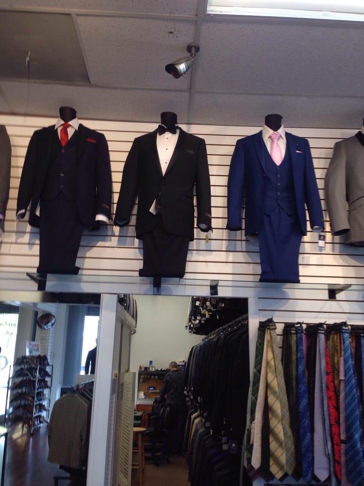 Men's Suit Outlet