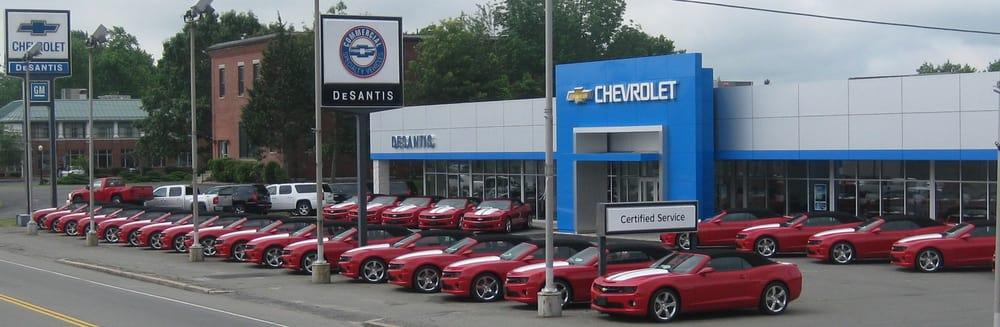 Photos For Desantis Chevrolet Yelp