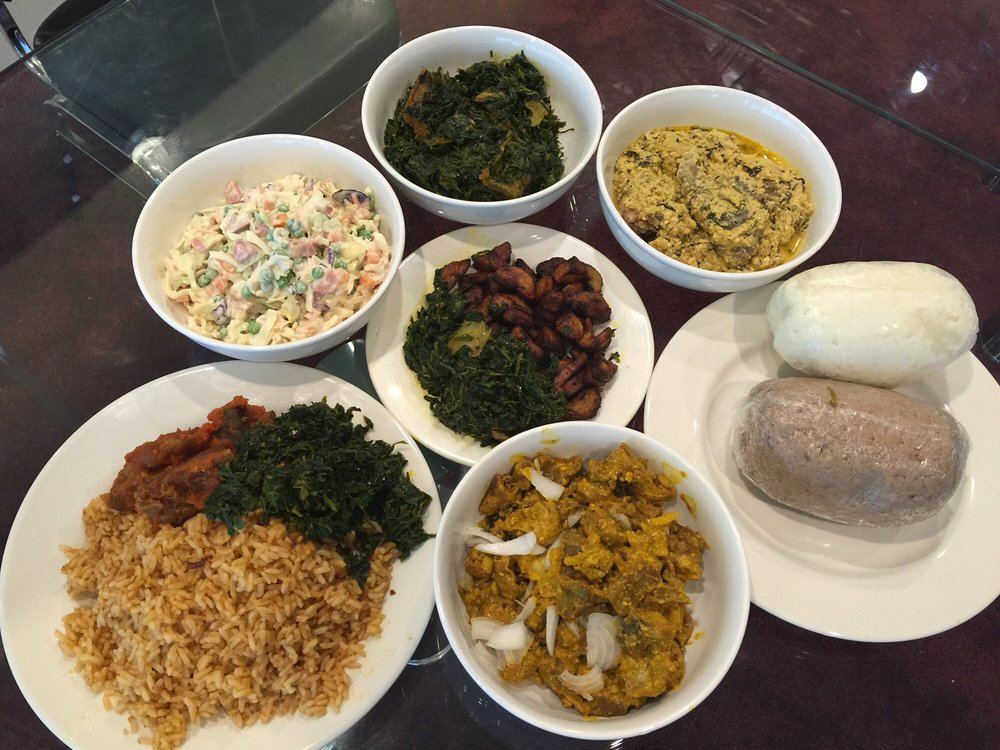 7 star cafe 47 photos african 14144 westheimer rd for African cuisine houston
