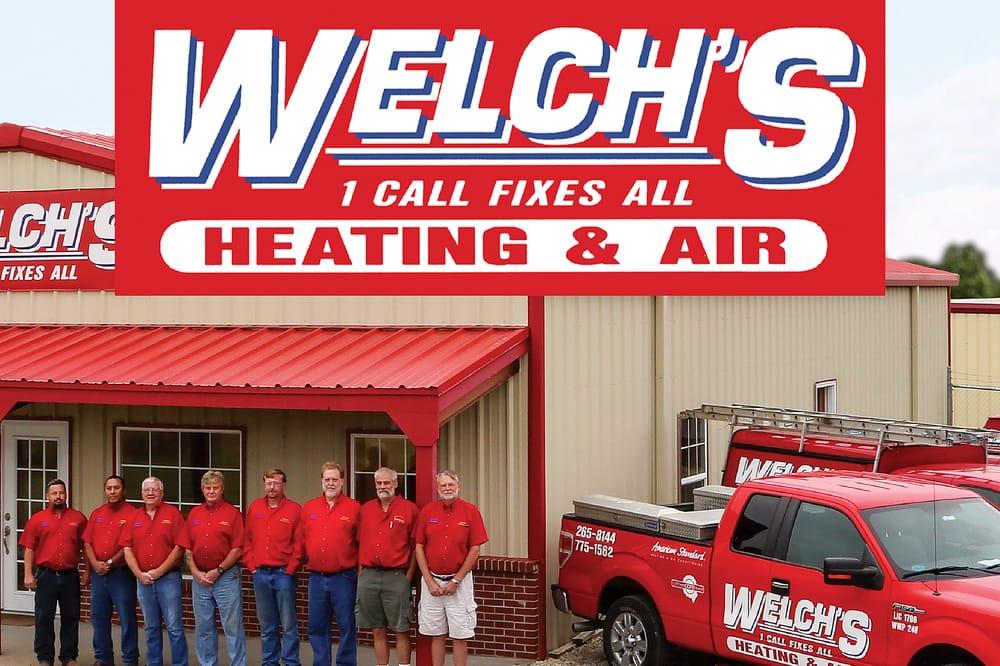 Welchs Heating & Air: 3013 E US Hwy 54, Andover, KS