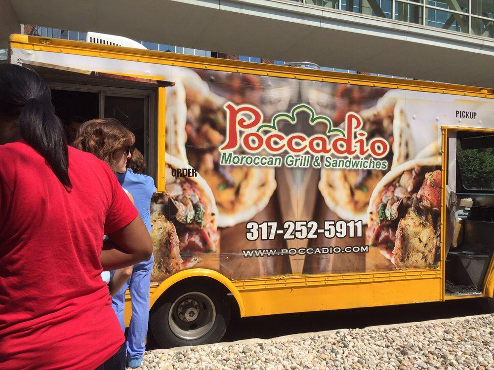 Poccadio Food Truck