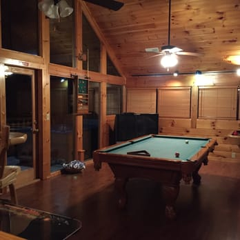 Bon Photo Of Outrageous Cabins   Sevierville, TN, United States. Animal House  Loft Game
