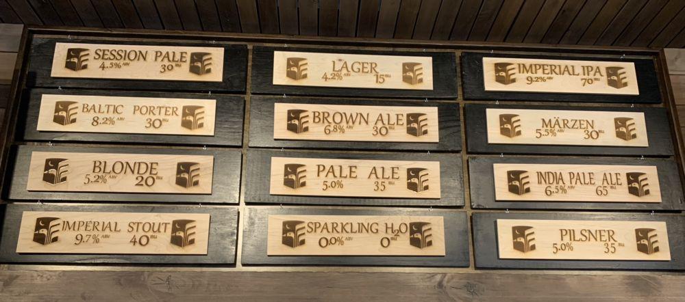 Kishwaukee Brewing: 1900 Dillard Ct, Woodstock, IL