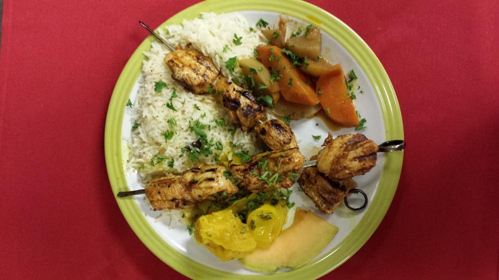 Habiba Mediterranean Restaurant: 528 Haywood Rd, Greenville, SC