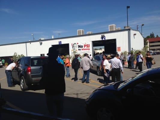 Photo Of Subasta De Autos Los Angeles Ca United States