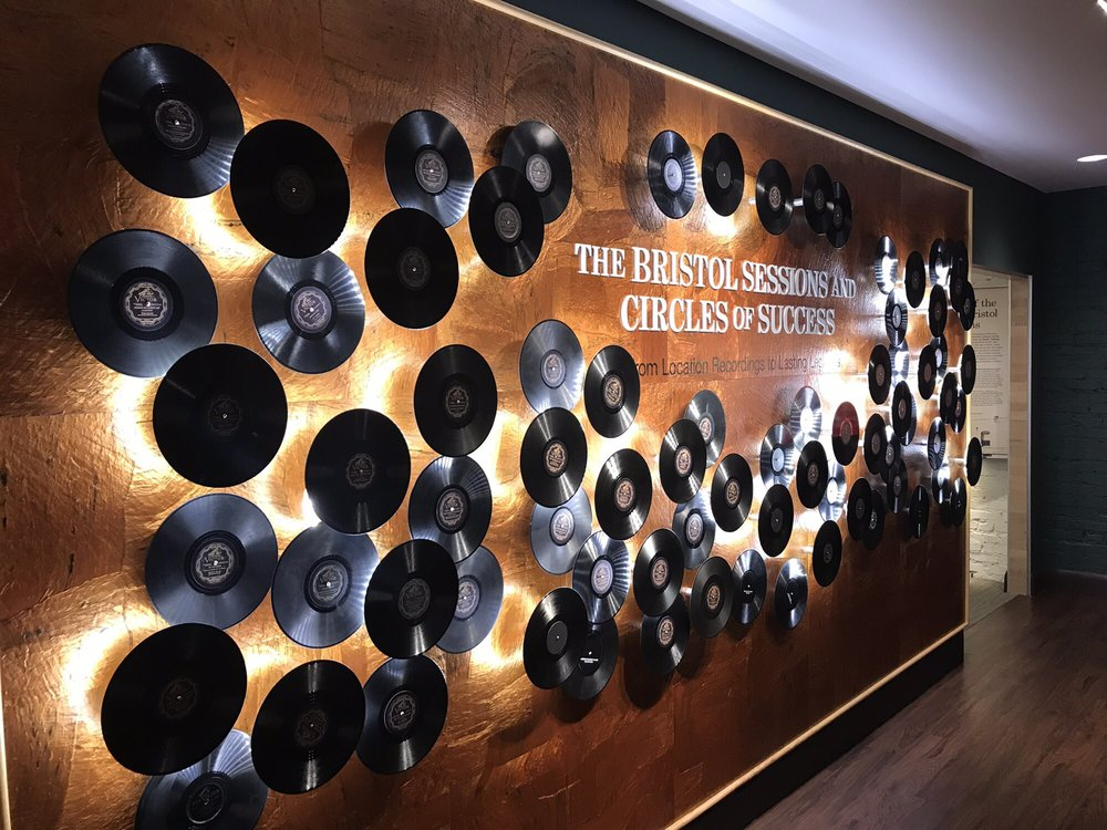 Social Spots from Birthplace of Country Music Museum
