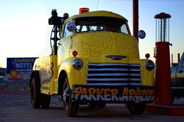 Parker Towing & Storage: 1217 S Geronimo Ave, Parker, AZ